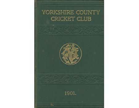 YORKSHIRE COUNTY CRICKET CLUB 1901 [ANNUAL]