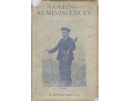 GOLFING REMINISCENCES - THE GROWTH OF THE GAME. 1887-1925