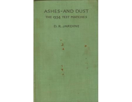 ASHES - AND DUST