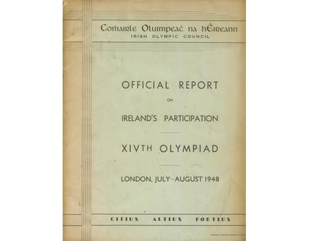 OFFICIAL REPORT OF IRELAND