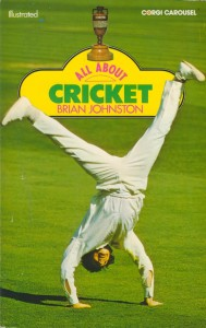 All About Cricket by Brian Johnston