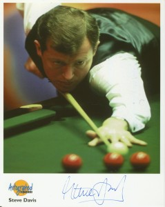 Steve Davis, Sports Personality of the Year 1988