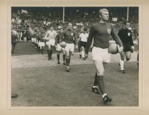 england, bobby moore, 1966 World Cup Final photograph
